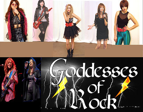 Goddesses of Rock